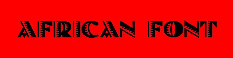 線上英文非洲字型生成器,快速將英文字轉換成英文非洲字型 ,系統支援WIN+MAC蘋果系統