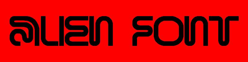 線上英文外星人字型生成器,快速將英文字轉換成英文外星人字型 ,系統支援WIN+MAC蘋果系統