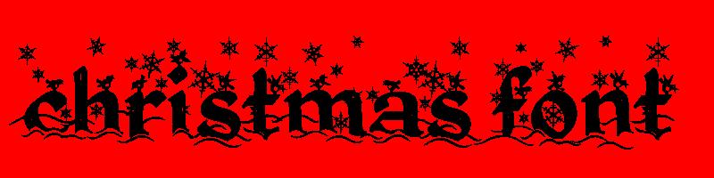 線上英文聖誕節字型產生器,快速將英文字轉換成英文聖誕節字型 ,系統支援WIN+MAC蘋果系統