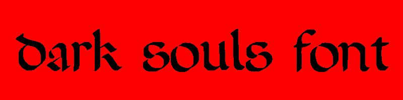 線上英文黑暗靈魂字型生成器,快速將英文字轉換成英文黑暗靈魂字型 ,系統支援WIN+MAC蘋果系統