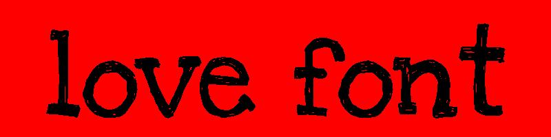 線上英文愛情字型產生器,快速將英文字轉換成英文愛情字型 ,系統支援WIN+MAC蘋果系統