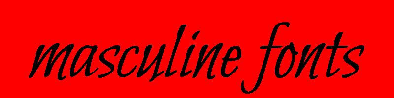 線上英文男性化字型生成器,快速將英文字轉換成英文男性化字型 ,系統支援WIN+MAC蘋果系統