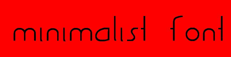 線上英文極簡主義字型產生器,快速將英文字轉換成英文極簡主義字型 ,系統支援WIN+MAC蘋果系統