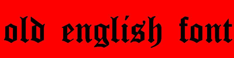 線上英文古英語字型生成器,快速將英文字轉換成英文古英語字型 ,系統支援WIN+MAC蘋果系統
