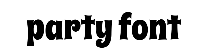線上英文派對字型產生器,快速將英文字轉換成英文派對字型 ,系統支援WIN+MAC蘋果系統