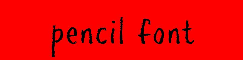 線上英文鉛筆字型產生器,快速將英文字轉換成英文鉛筆字型 ,系統支援WIN+MAC蘋果系統