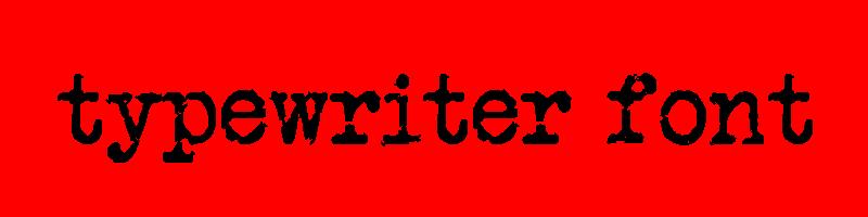 線上英文打字機字體生成器,快速將英文字轉換成英文打字機字體 ,系統支援WIN+MAC蘋果系統